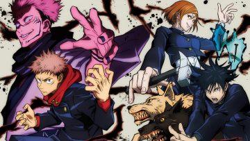 Resmi! Anime Jujutsu Kaisen Tayang di Netflix Indonesia bulan Juni 2021, Wajib nonton! 16