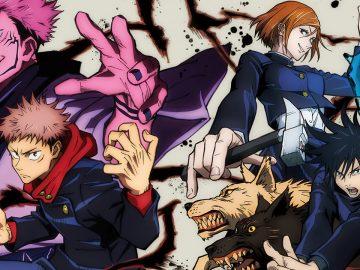 Resmi! Anime Jujutsu Kaisen Tayang di Netflix Indonesia bulan Juni 2021, Wajib nonton! 12