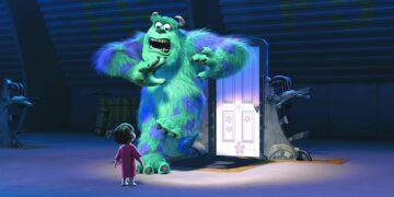 Monster Inc. Ternyata Benar, Jerit Takut Kalah oleh Jerit Senang 14