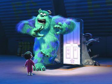 Monster Inc. Ternyata Benar, Jerit Takut Kalah oleh Jerit Senang 13