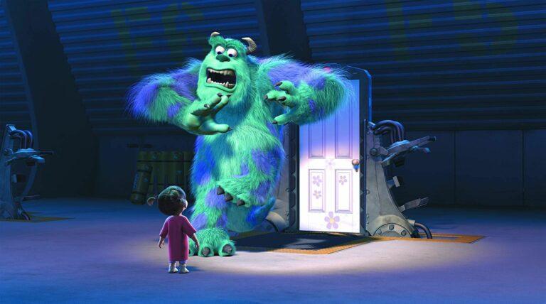 Monster Inc. Ternyata Benar, Jerit Takut Kalah oleh Jerit Senang 1