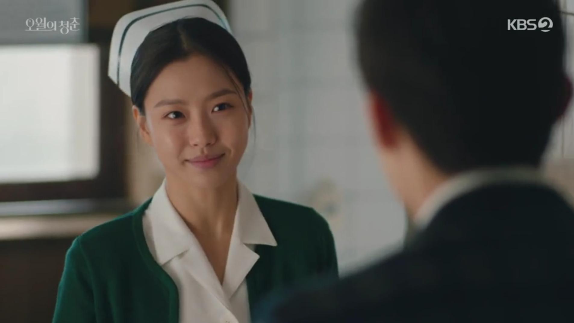 Kim Myung-Hee Bekerja sebagai Perawat untuk Biaya Kuliah di Luar Negeri