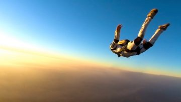 5 Teknik Skydive yang Harus Diingat Pemula 1
