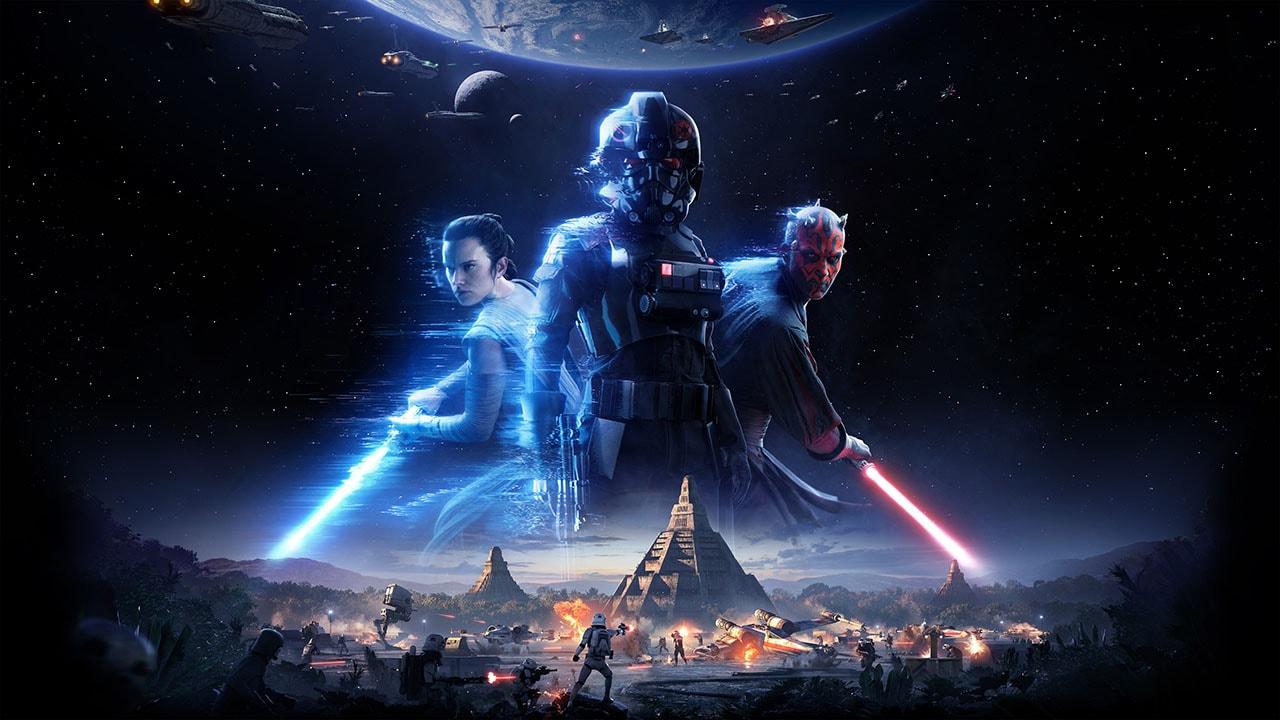 Permainan tembak-tembakan yang berlatar dari film Star Wars Foto: Electronic Arts
