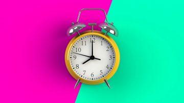 Waktu: Sebuah sumber daya utama yang tak terbatas ? 3
