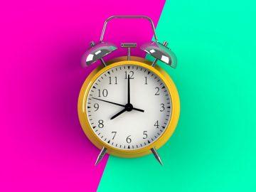 Waktu: Sebuah sumber daya utama yang tak terbatas ? 8