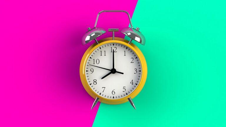 Waktu: Sebuah sumber daya utama yang tak terbatas ? 1
