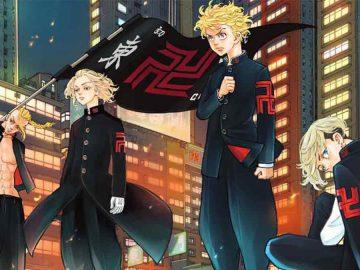 Daftar Pendiri Tokyo Manji di Tokyo Revengers 7