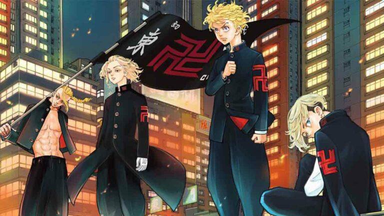 Daftar Pendiri Tokyo Manji di Tokyo Revengers 1