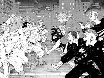 5 Geng Lawan Yang Dihadapi Takemichi dalam Tokyo Revengers 9