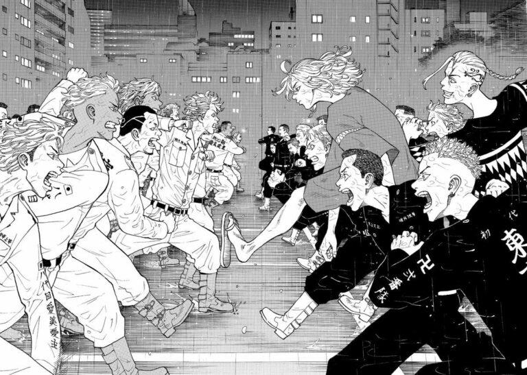 5 Geng Lawan Yang Dihadapi Takemichi dalam Tokyo Revengers 1