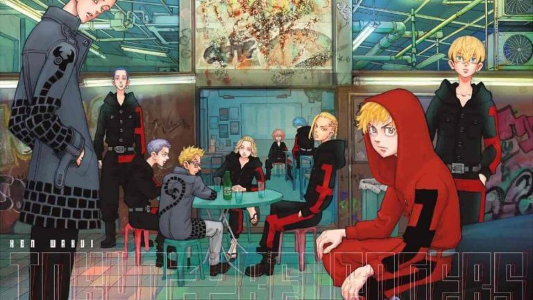 5 Petarung Terkuat di Serial Tokyo Revengers 1