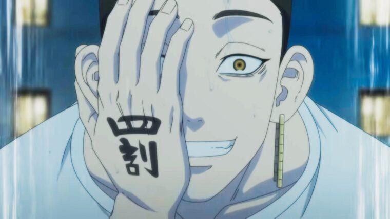 Anime tokyo revengers episode 9 : kekuatan Hanma Shuji