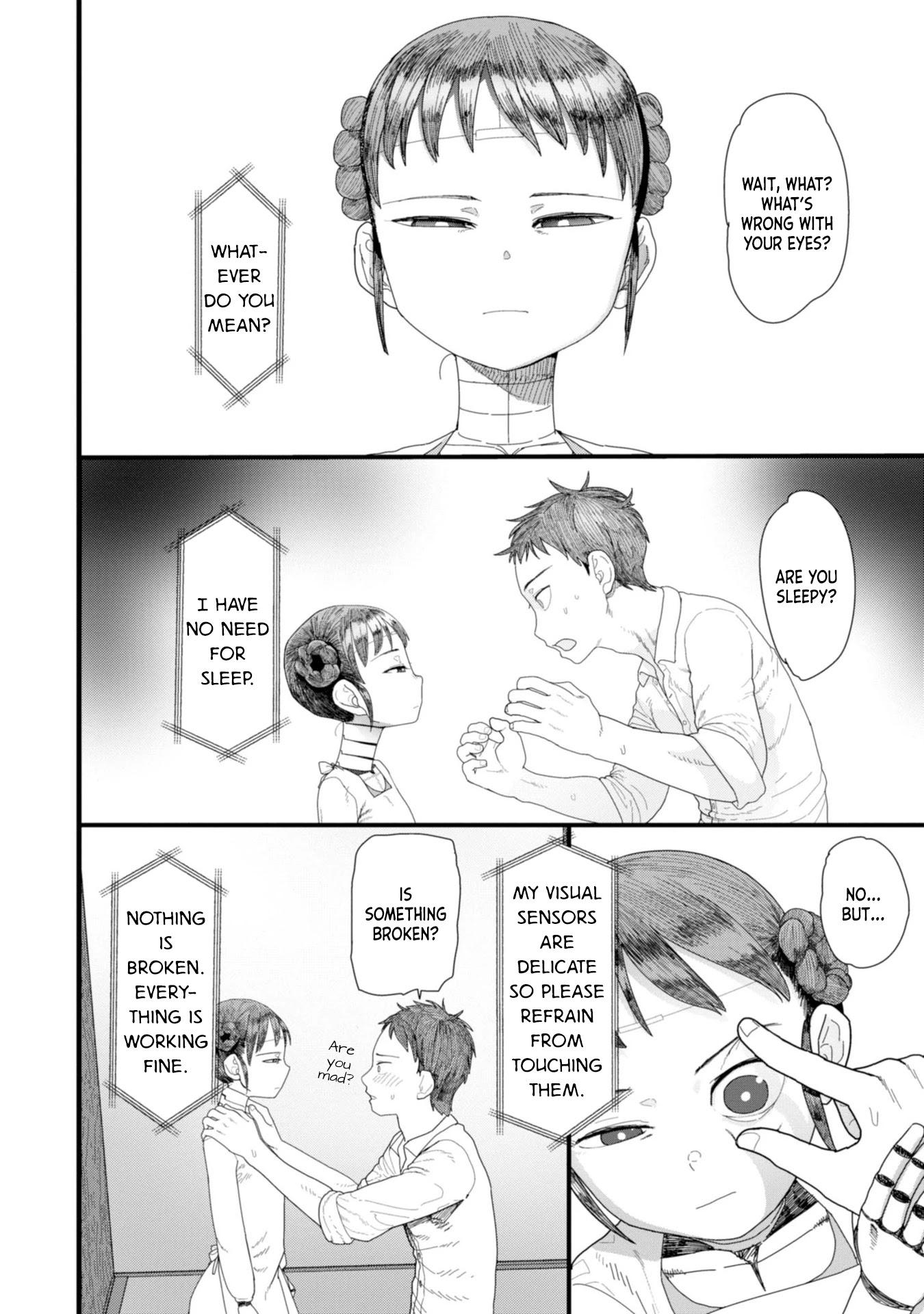 Dilarang Baper! 5 Manga ini Membuatmu Ingin Cepat Menikah! 3