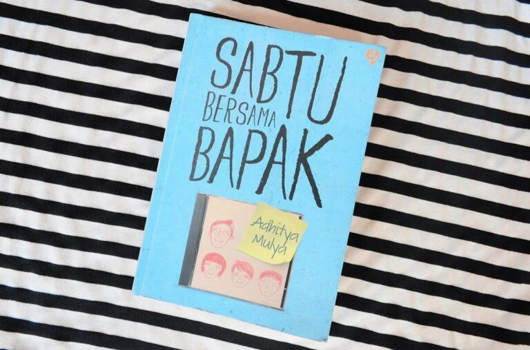 Rekomendasi Novel Bertema Ayah 1