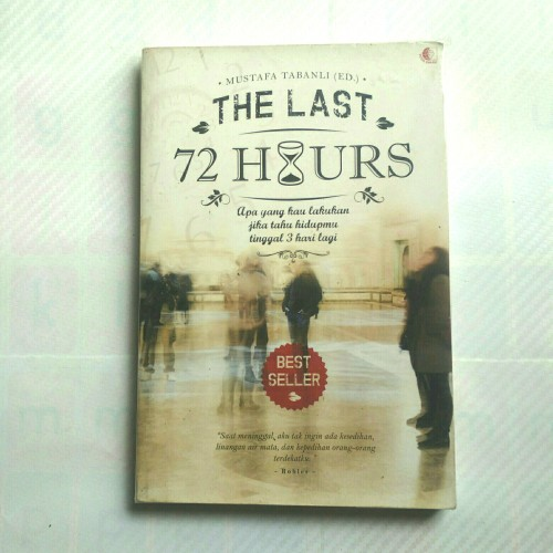 Review Buku The Last 72 Hours 1