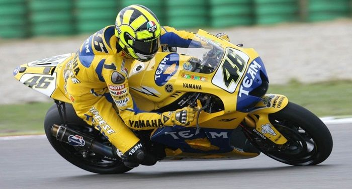 Valentino Rossi pada tahun 2006