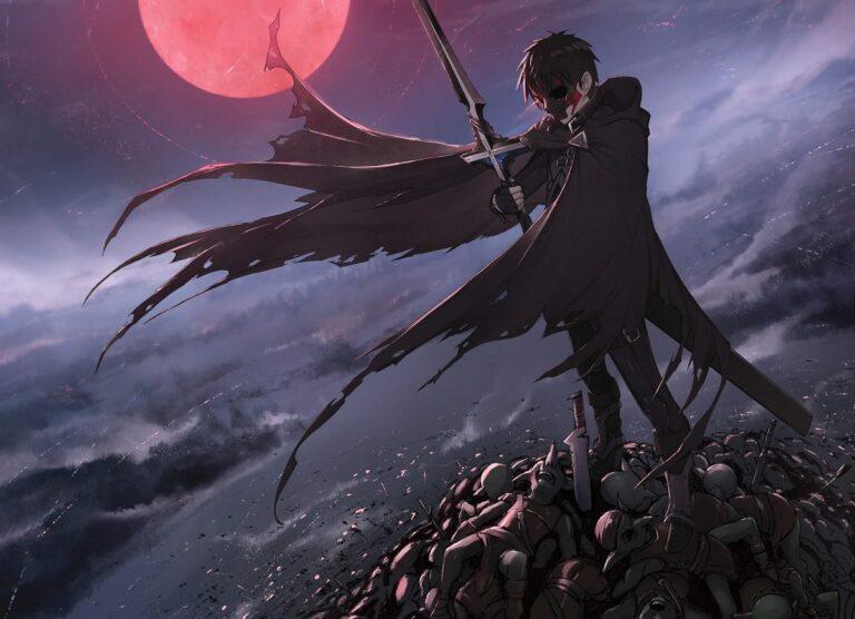 Manga Fantasi Dengan MC Yang Badass! 1