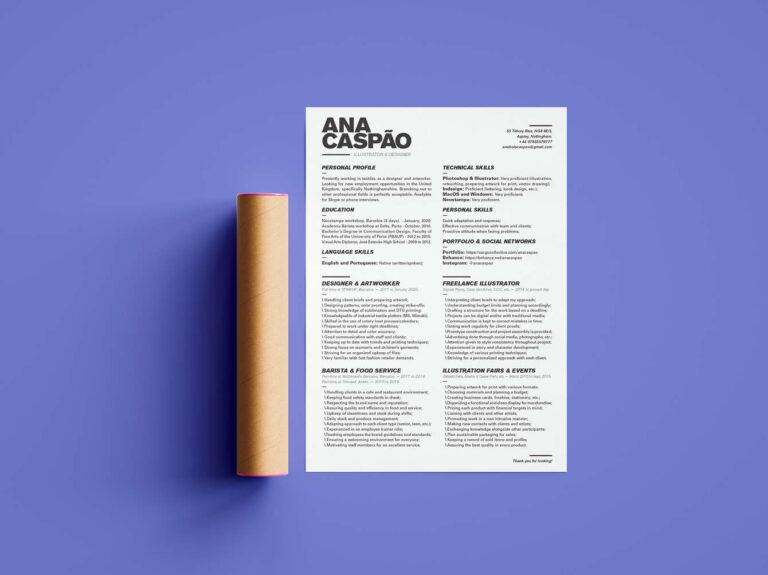 Tips Menulis CV dengan Baik dan Benar 1