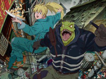 10 Penyihir Unik dalam Anime Dorohedoro Buatan Mappa, Bahas Tuntas! 8