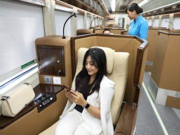 Pengalaman Bersama Kereta Api Luxury! 4