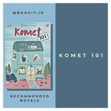Buku Komet 101