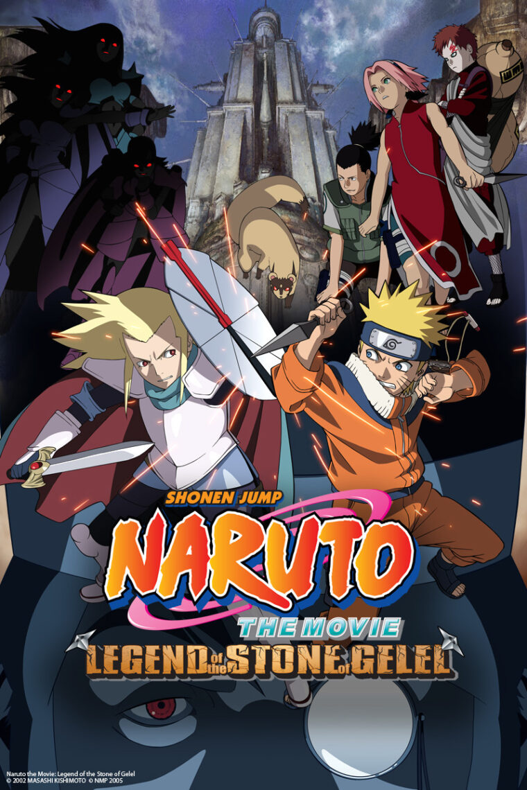 Daftar Movie Naruto, Sudah Ditonton Semua Belum? 4