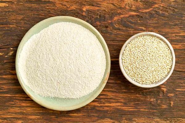 6 Tepung Sehat Pengganti Tepung Terigu, Bisa untuk Diet juga Lho! 7