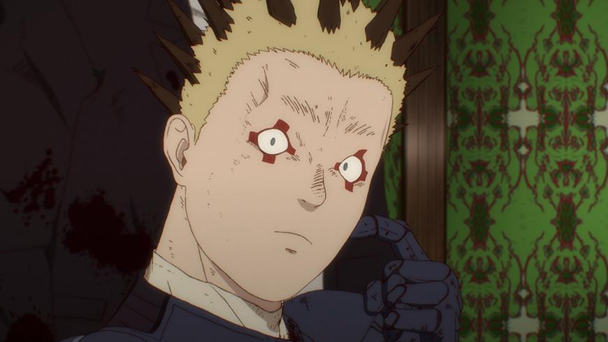 Anime Dorohedoro Risu
