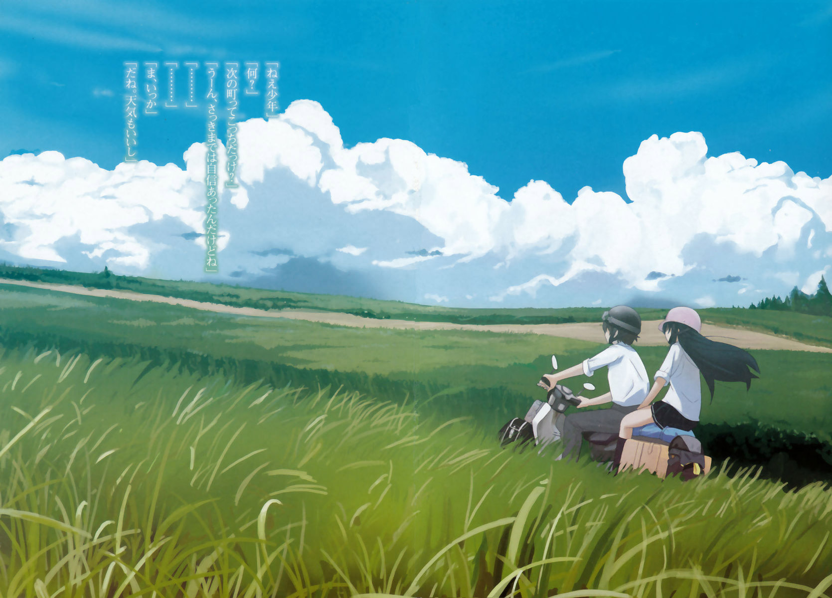 5 Rekomendasi One-Shot Light Novel Terbaik 7