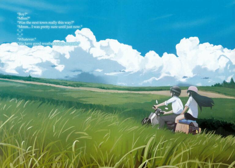 5 Rekomendasi One-Shot Light Novel Terbaik 1