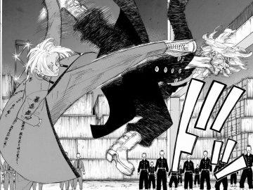 Tokyo Revengers Chapter 171: Sengit, Mikey vs Izana! 8