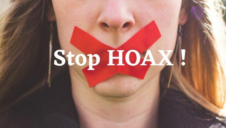 Hoax: Musuh kita di Media Sosial 1