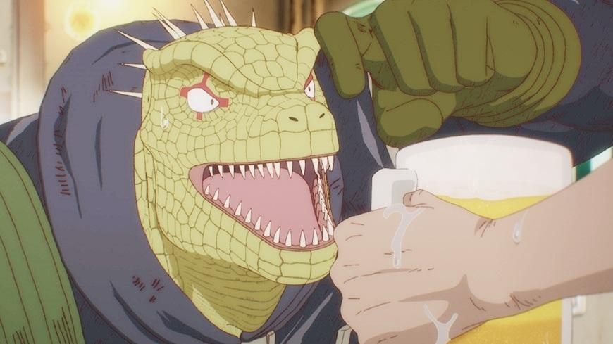 Anime Dorohedoro Kaiman