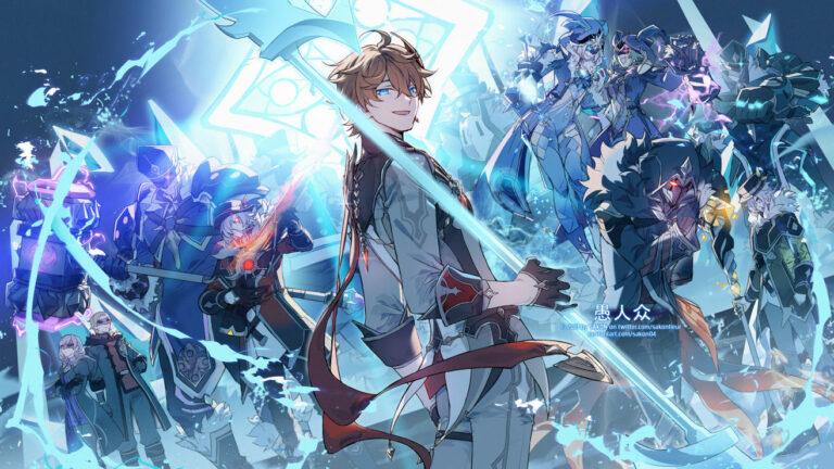Genshin Impact : Teori fans yang ternyata masuk akal 1