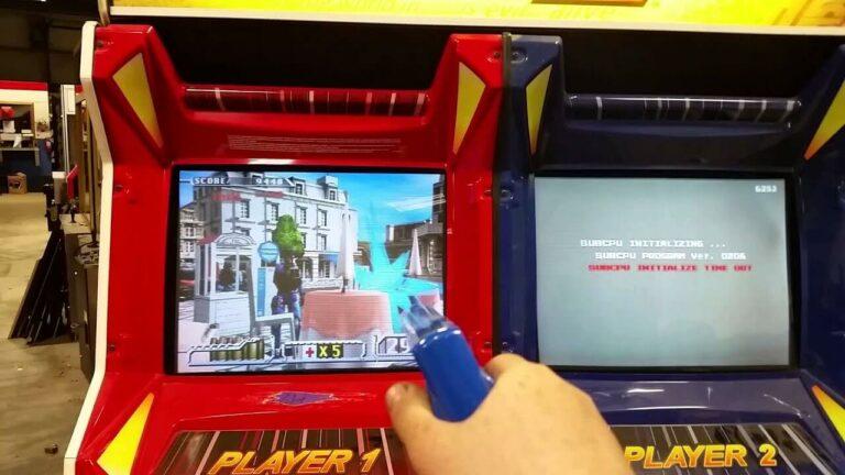 4 Game Tembak-menembak di Mesin Arcade 1