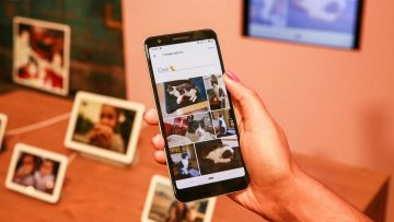 Cara Menyimpan Foto di Google Lewat HP Android 10