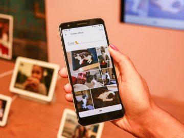 Cara Menyimpan Foto di Google Lewat HP Android 12