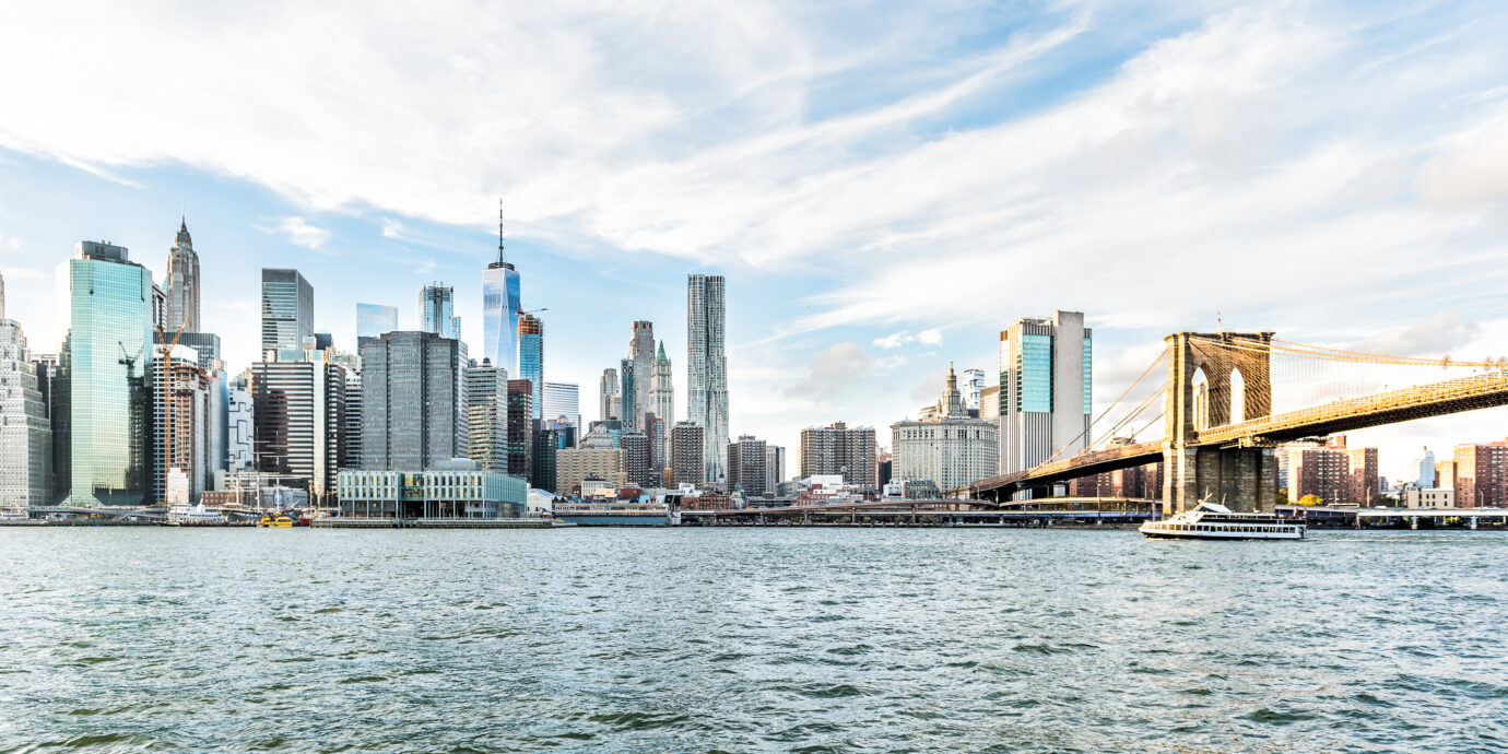 Kualitas air di sungai Hudson, Amerika Serikat (AS) juga diperkirakan makin membaik karena manusia mengurangi jumlah polusi selama pandemi Covid-19 terjadi. (dok. jetsetter)