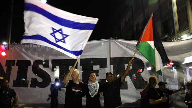 Setelah Kamu Mengetahui permasalahan Palestina & Israel, Maka Siapakah Yang Akan Kamu Dukung? 3