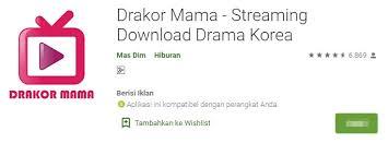 Drakor Mama