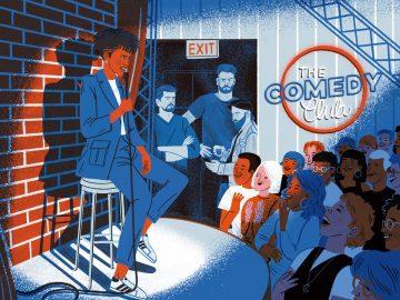 Mengenal Jenis-Jenis Komedi yang Harus Anda Ketahui 12
