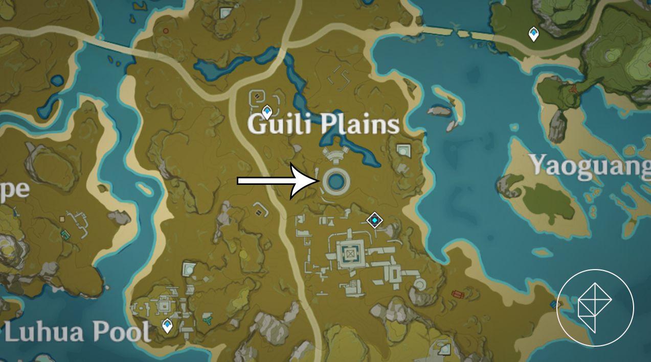 Genshin Impact lore : Guizhong, God of Dust 1st Love Zhongli 3