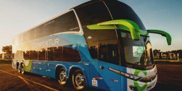 Mengenal Bus Double Decker Atau Bus Tingkat dan Kelebihannya 11