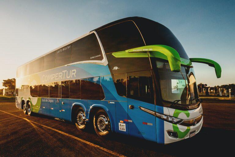 Mengenal Bus Double Decker Atau Bus Tingkat dan Kelebihannya 1