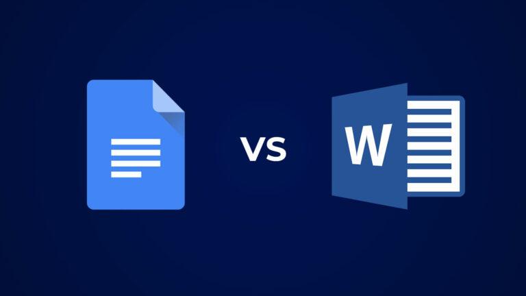 7 Keunggulan Google Docs Dibandingkan Microsoft Word 1