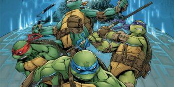 """Kartun """"Teenage Mutant Ninja Turtle"""" Dari Masa ke Masa 10"""