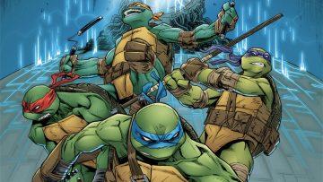 """Kartun """"Teenage Mutant Ninja Turtle"""" Dari Masa ke Masa 11"""