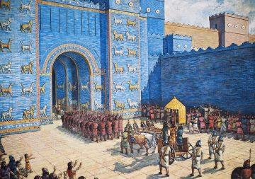 Peradaban kuno di dunia, ada berapa banyak? 6