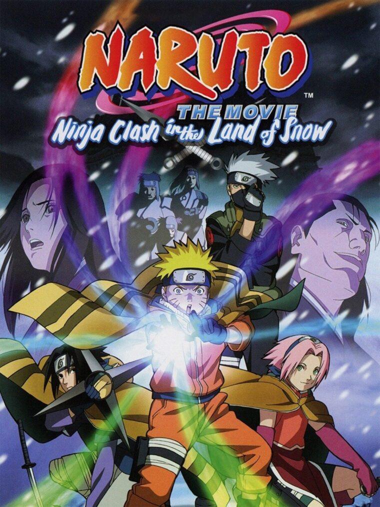 Daftar Movie Naruto, Sudah Ditonton Semua Belum? 3